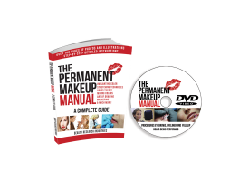 DVD - The Permanent Makeup Manual