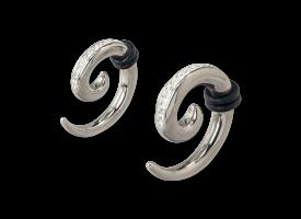 Steel Crystal Spiral