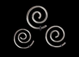 Steel Wire Spiral