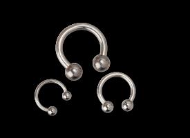 Steel Circular Barbell