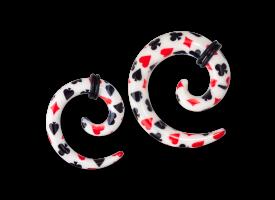 Acrylic Aces Spiral