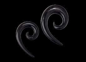 Horn Spiral Hook