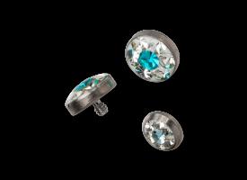 Titanium Crystal Disc Attachment