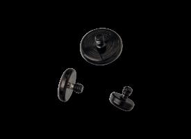 Black Titanium Disc Attachment