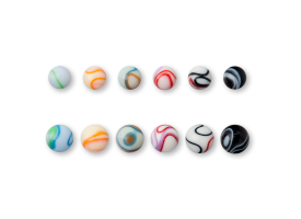 Acrylic Jawbreaker Ball
