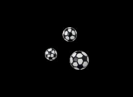 Acrylic Soccer Ball