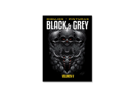 Black & Grey V