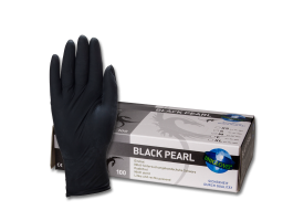 Black Pearl Nitrile Gloves