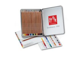 Caran d'Ache Luminance Color Pencils