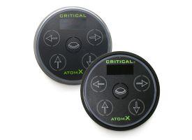 Critical Atom X