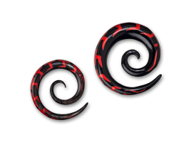 Horn Colour Spiral - style 2