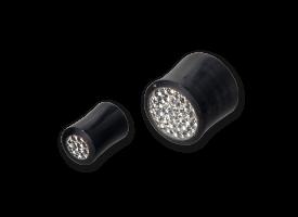 Horn Crystal Plug
