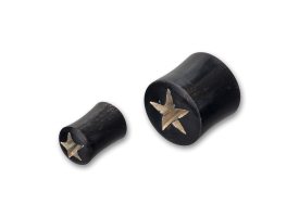 Hollow Star Horn Plug