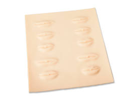 3D Practice Skin - Lips