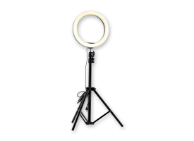 Mini Ring LED Lamp with Stand