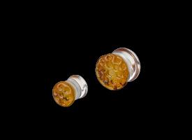 Pyrex Honeycomb Plug