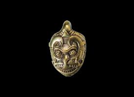 Brass Hanuman Ear Weight