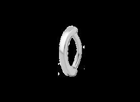 Steel Rook Oval Clicker