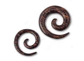 Palm Wood Spiral